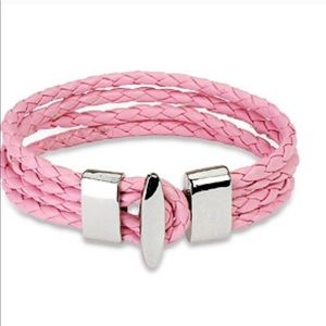 Limited QTY* Leather Braided Bracelet